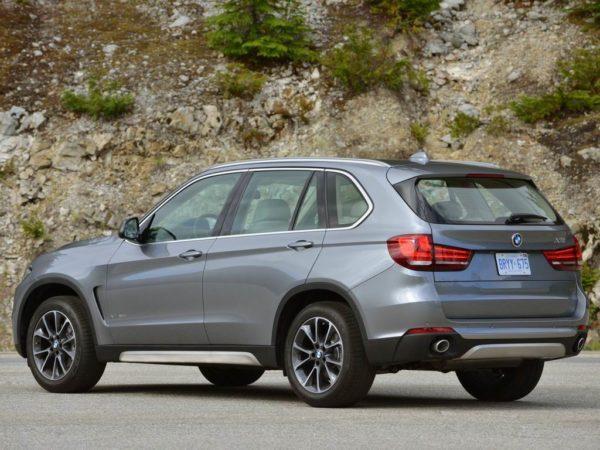 Фото нового BMW X5 (F15)