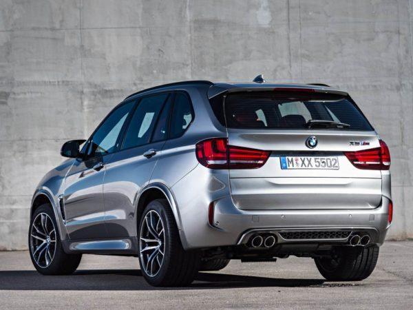 BMW X5 M в кузове F85