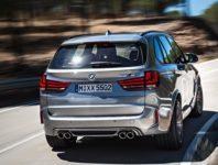 Фото нового BMW X5 M (F85)