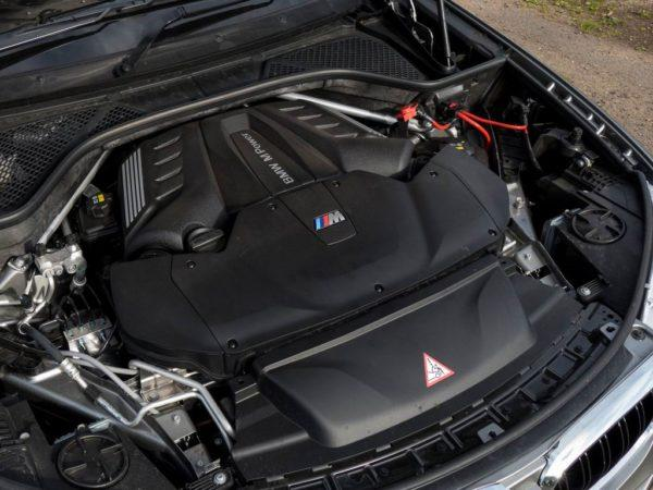 Двигатель BMW X5 M (F85)