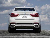 Фото нового BMW X6 (F16)