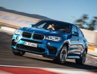 Фото нового BMW X6 M (F86)