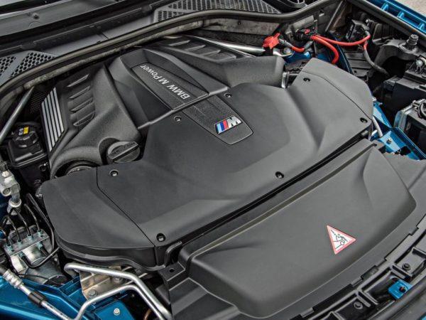 Двигатель BMW X6 M F86