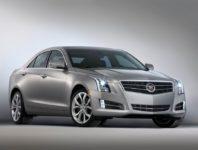 Фото нового Cadillac ATS