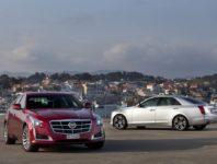 Фото нового Cadillac CTS III