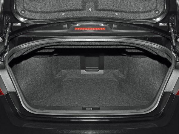Багажник Инфинити Ку 70