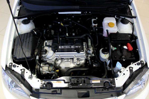 Двигатель Ravon Gentra