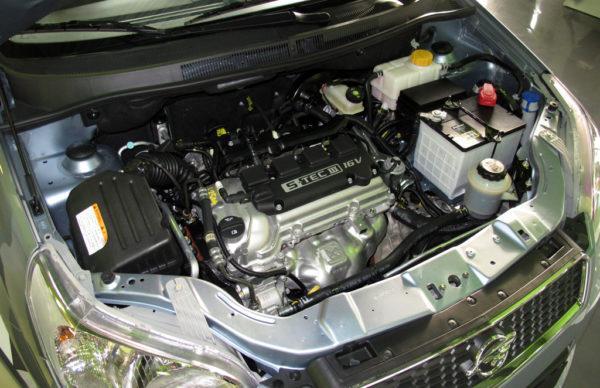 Двигатель Равон R3 Нексия