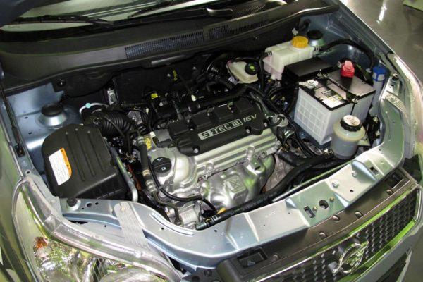 Двигатель Ravon R4