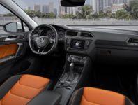 Фото салона Volkswagen Tiguan II