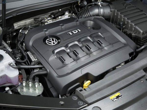 Двигатель Volkswagen Tiguan II