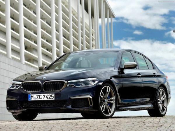Отзывы о BMW 5-серии G30