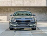 Hyundai Genesis G90 фото