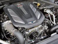 Двигатель Genesis G90