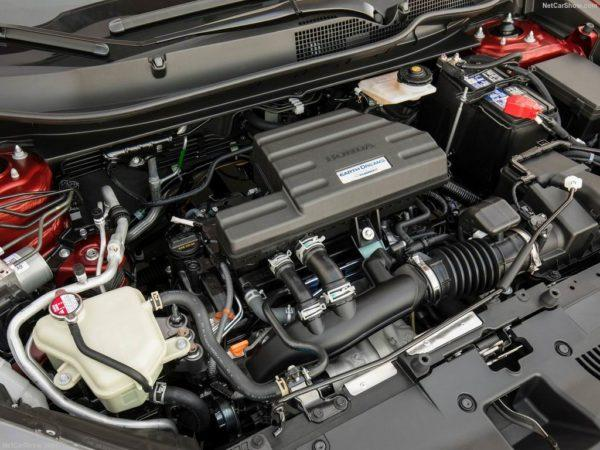 Двигатель Honda CR-V 5