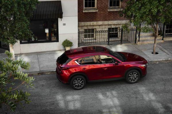Отзывы о Mazda CX-5 2020