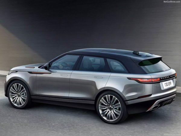 Новый кроссовер Range Rover Velar