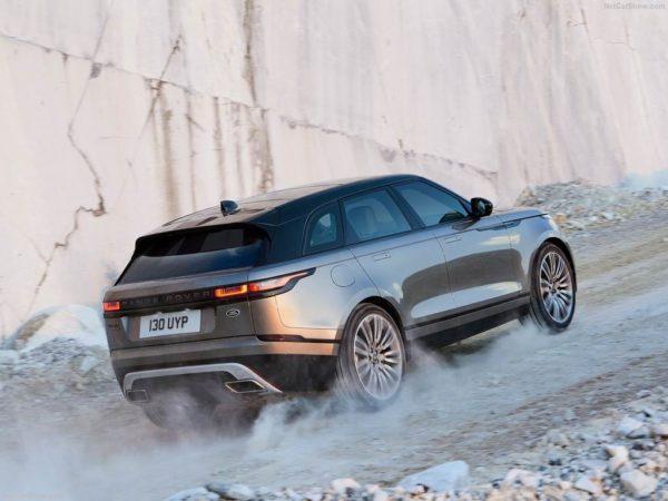 Отзывы о Range Rover Velar 2021