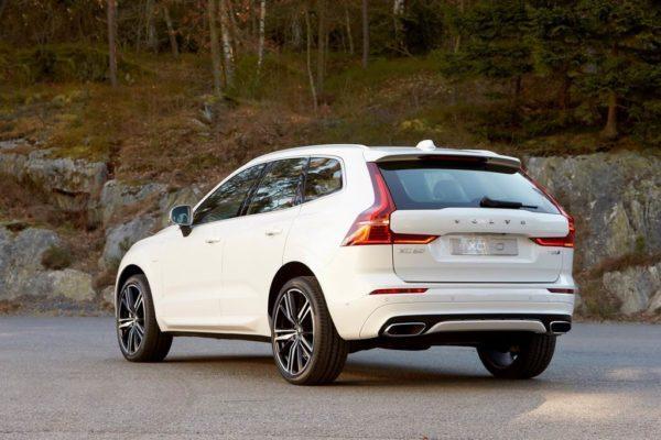 Новая модель Volvo XC60 2017