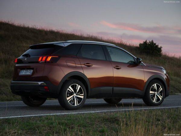 Отзывы о Peugeot 3008 2021