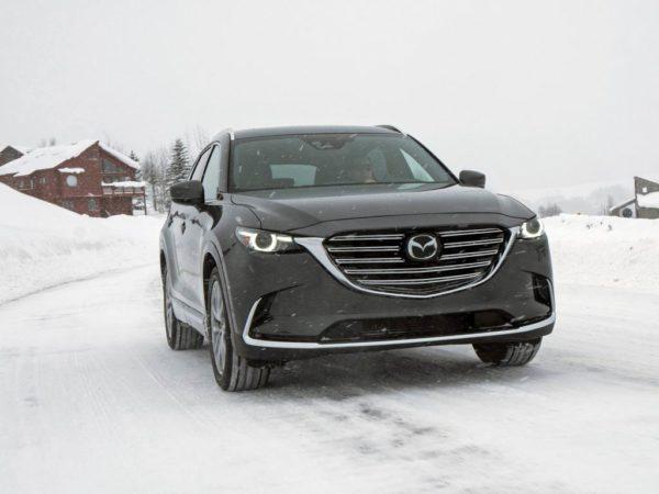 Mazda CX-9 2020 года