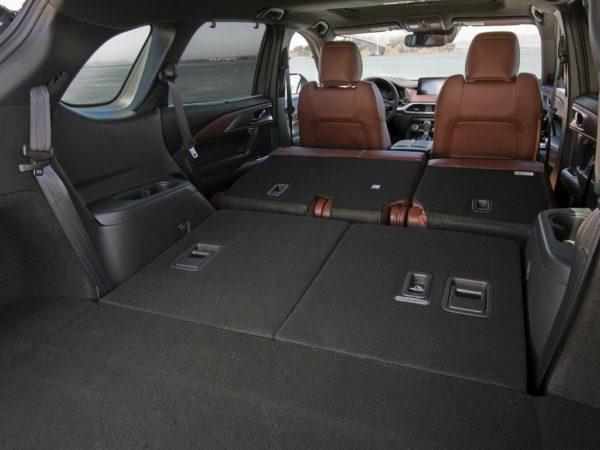 Багажник новой Мазда CX-9