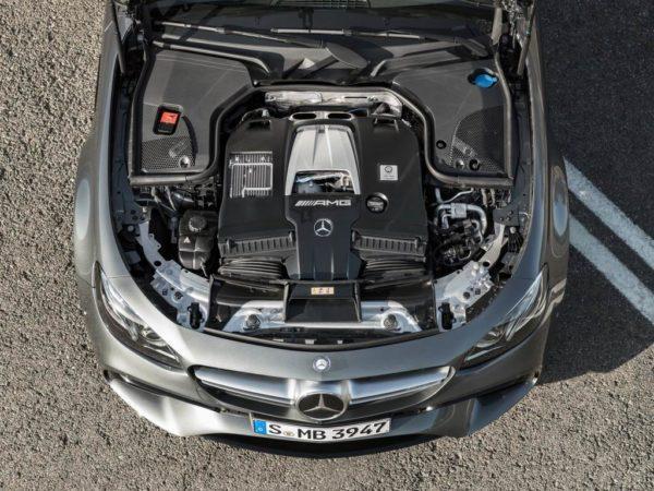 Мерседес-Бенц Е63 АМГ 2017-2018 - фото и цена, видео, характеристики нового Mercedes-AMG E63 W213
