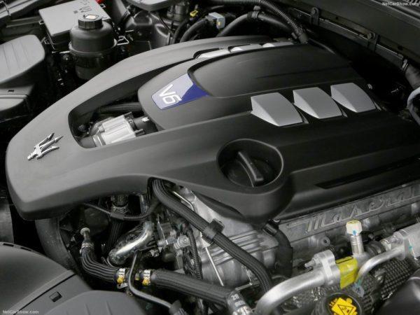 Двигатель Levante
