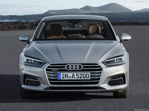Новая модель Audi A5 Coupe