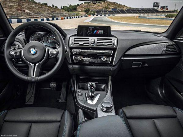 Салон BMW M2 Coupe F87