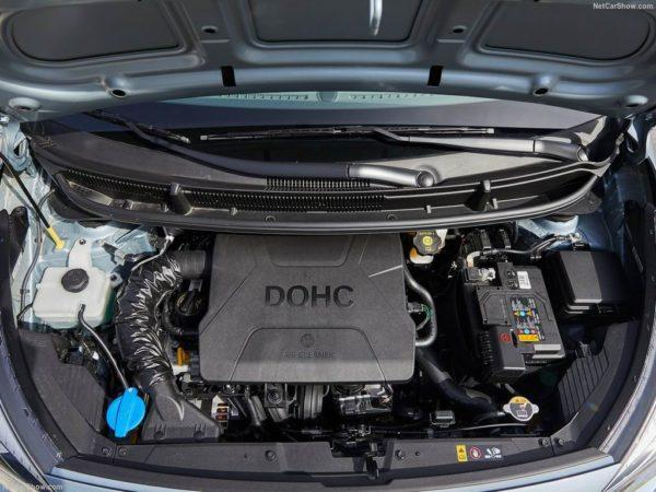Двигатель Киа Picanto