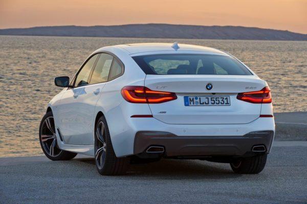 Новая модель BMW 6 Gran Turismo G32