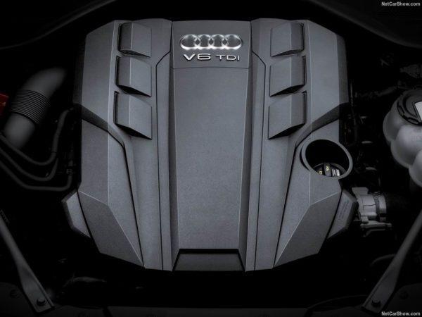 Двигатель V6 TFSI для Ауди А8