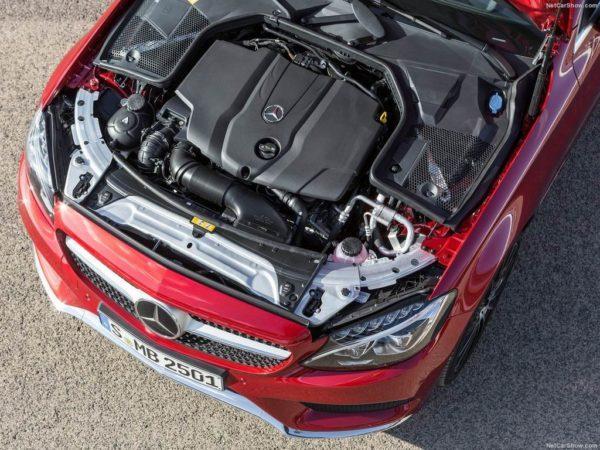 Двигатель Мерседес Ц-класса купе