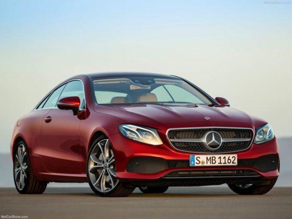 Новый Mercedes-Benz E-Class Coupe C238