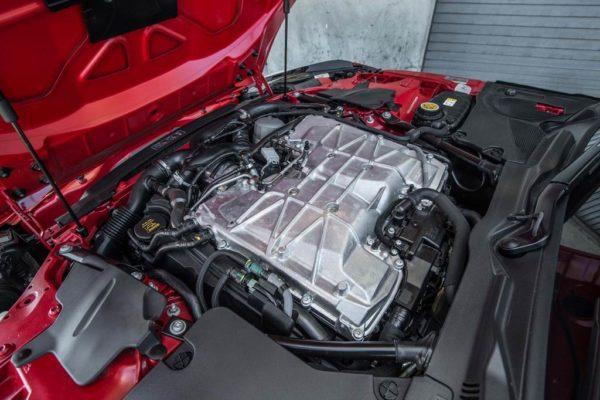 Двигатель F-Type SVR