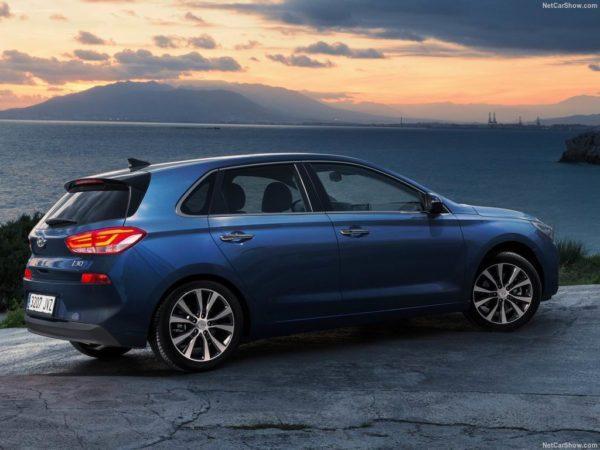 Hyundai i30 в новом кузове