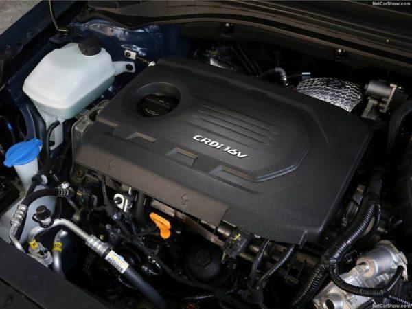 Двигатель Хундай ай 30
