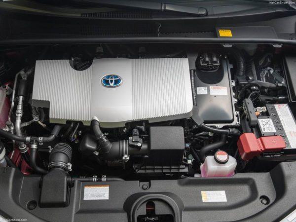 Двигатель Тойоты Приус