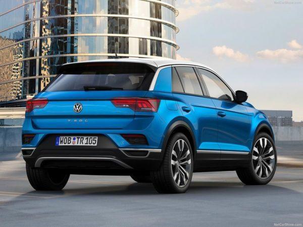 Кроссовер Volkswagen T-Roc