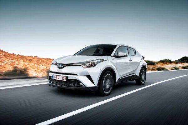 Отзывы о Toyota C-HR 2020