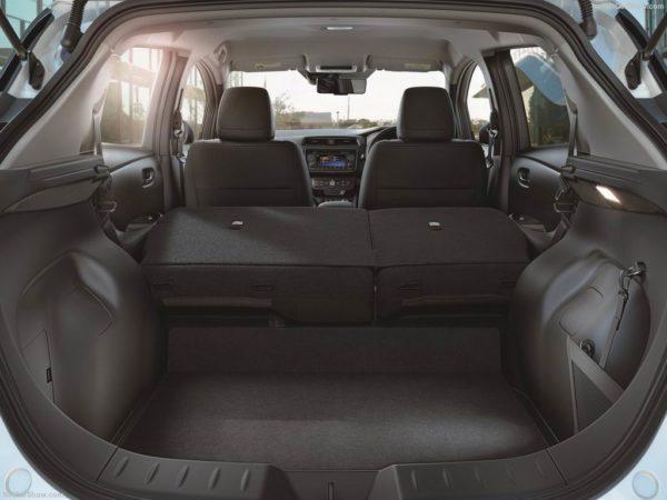 Багажник Nissan Leaf II