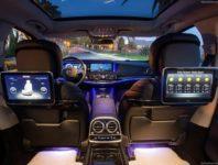 Мерседес-Майбах S-класса 2017-2018 - фото и цена, видео, характеристики новой модели Mercedes-Maybach S (X222)