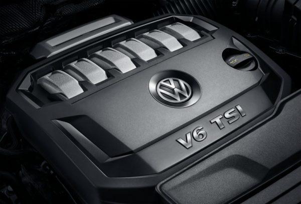VW Teramont в новом кузове