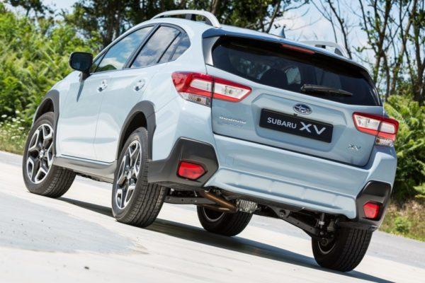 Отзывы о Subaru XV 2019
