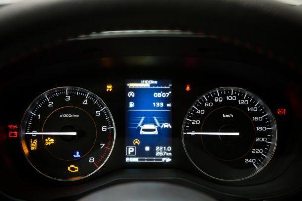 Subaru XV II