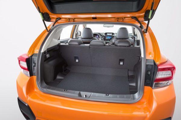 Багажник Субару ХВ II