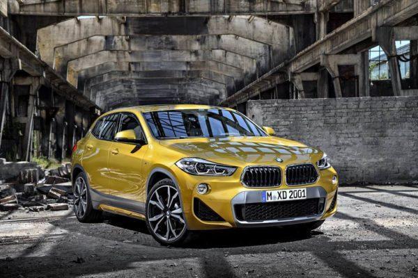 Отзывы о BMW X2