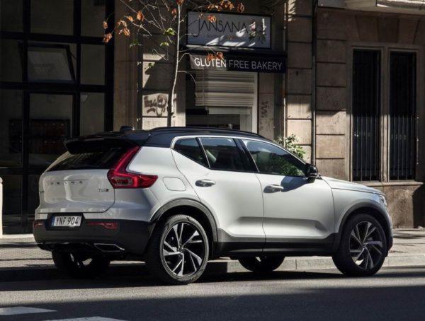 Отзыв о Volvo XC40 2020