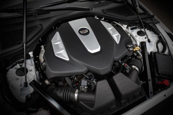 Двигатель ЦТ6